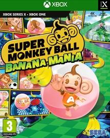 Xbox Series X spēle Sega Super Monkey Ball Banana Mania