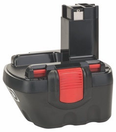 Bosch Heavy Duty Battery Pack 12V 2.6AH NiMH Black/Red