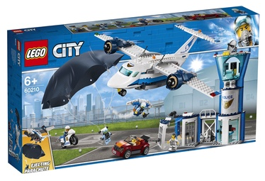 Konstruktors Lego City Sky Police Air Base 60210