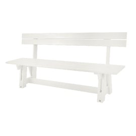 Sols Folkland Timber Riva 315 White, 180x40x43 cm