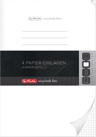 Herlitz Paper Block A4 For Plastic Notepads