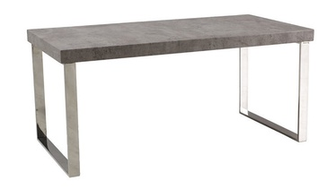 Kafijas galdiņš Signal Meble Rosa Conrete, 1000x500x460 mm