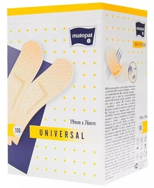 Matopat Universal Plaster 19x72mm 100pcs