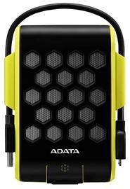 Cietais disks ADATA HD720, HDD, 1 TB, melna/zaļa