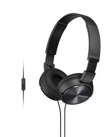 Austiņas Sony MDR-ZX310AP Black