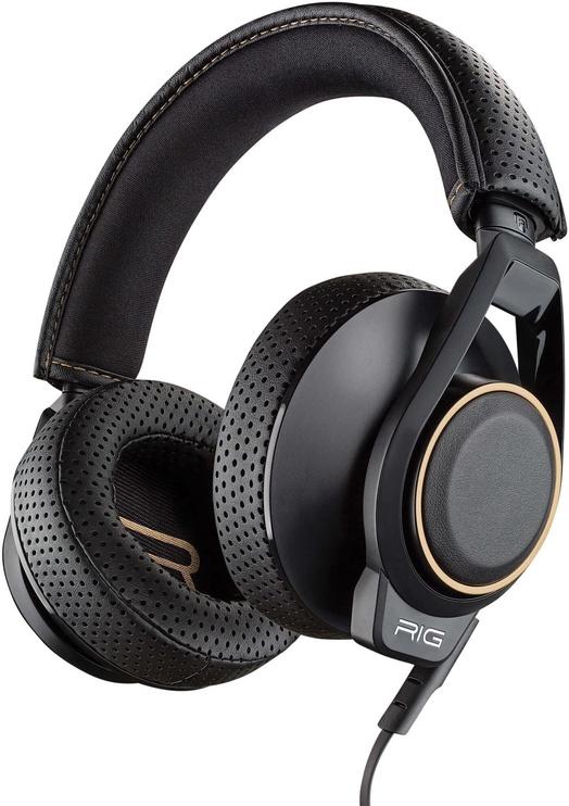 Plantronics RIG 600 w/ Dolby Atmos Gaming Headset Black