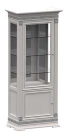Zov SV2-80 Display Case Bianco Silver