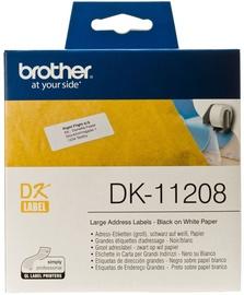Этикет-лента для принтеров Brother DK-11208