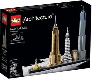 Konstruktors Lego Architecture New York City 21028