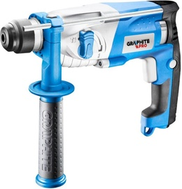 Graphite 59GP500 SDS+ Hammer Drill 440W