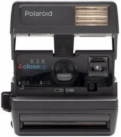 Моментальный фотоаппарат Polaroid 600 Square Black