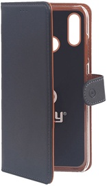 Celly Wally Case For Huawei Honor 10 Lite Black
