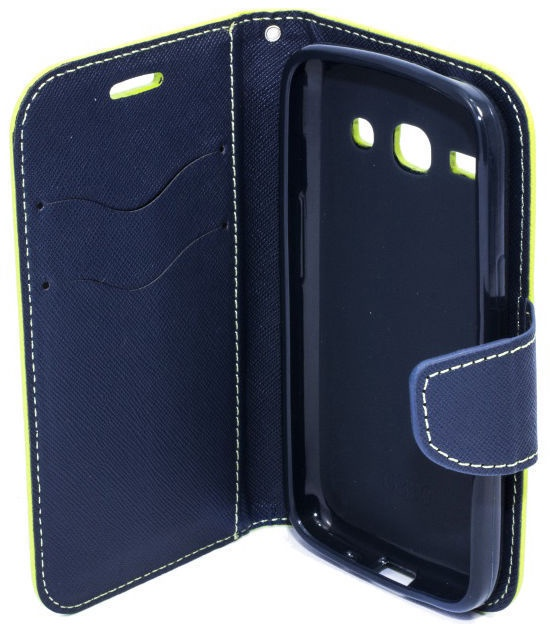 Telone Fancy Diary Bookstand Case LG H220 Joy Light Green/Blue