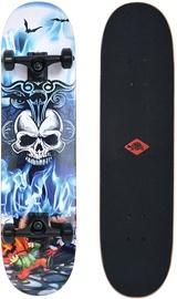 Скейтборд Schildkrot Grinder 31 Inferno, многоцветный
