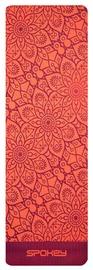 Spokey Yoga Mat Mandala Orange 926051