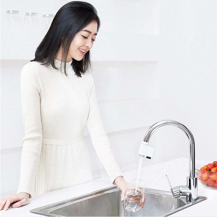Xiaomi Xiaoda Automatic Water Saver Tap HD-ZNJSQ-02 White