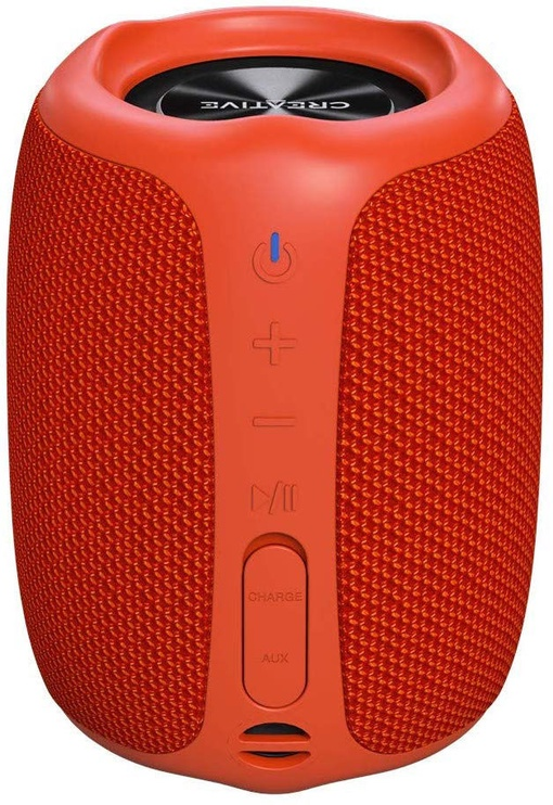 Bezvadu skaļrunis Creative Muvo Play Orange, 10 W
