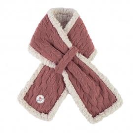 Šalle Lodger Muffler Fleece, rozā, Viens izmērs