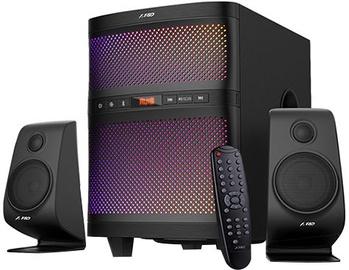 Bezvadu skaļrunis Fenda F580X 2.1 Black, 70 W