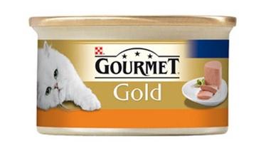 Kaķu barība Gourmet Tītars 85g