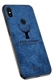 Mocco Deer Back Case For Samsung Galaxy A9 Blue