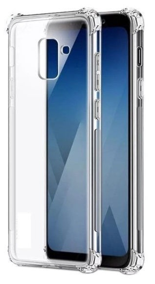 Mocco Anti Shock Back Case For Samsung Galaxy S9 Transparent