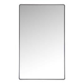 Зеркало Home4you Crystal Chrome, подвесной, 50x80 см