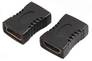 Savio Adapter HDMI / HDMI Black