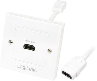 LogiLink HDMI Wall Mount Plate AH0014