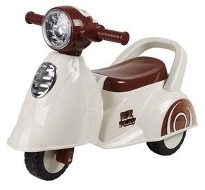 SN Motorcycle 605, White