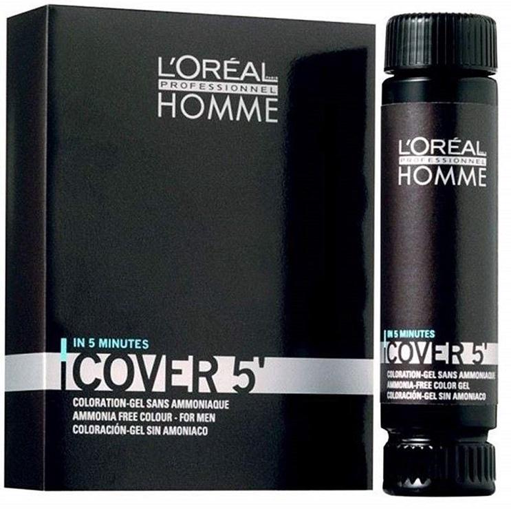 L`Oréal Professionnel Cover 5 Hair Color 3x50ml 07