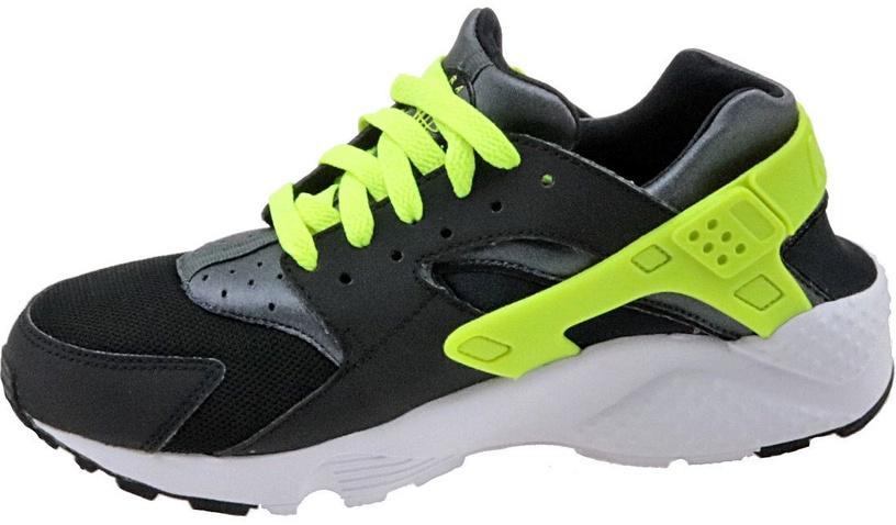Nike Huarache Run Gs 654275-017 Black 40