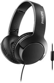 Austiņas Philips SHL3175BK Black