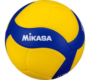 Bumba Mikasa VT500W Volleyball Yellow/Blue