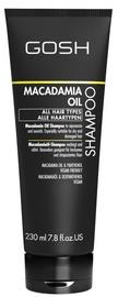 Gosh Macadamia Oil Shampoo 230ml