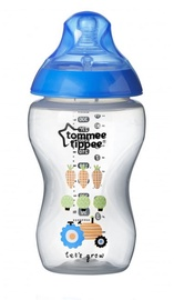 Tommee Tippee Closer To Nature Decorated Feeding Bottle 340ml 42269775