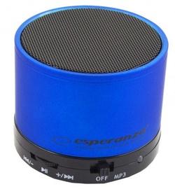 Bezvadu skaļrunis Esperanza Ep115 Ritmo Blue