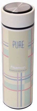 Fissman Thermos With Steel Cup 500ml Pure 9748