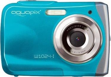 Easypix AquaPix W1024-I Splash Ice Blue