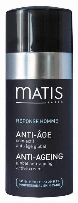 Крем для лица Matis Men Global Anti Age Cream, 50 мл
