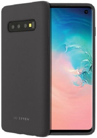 So Seven Smoothie Back Case For Samsung Galaxy S10 Black
