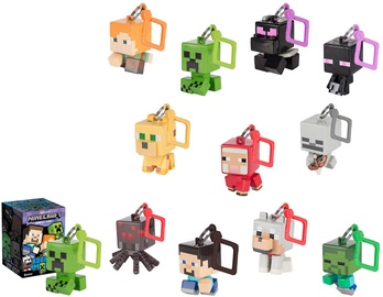 J!NX Minecraft Bobble Mobs Hangers Blind Box Series 1