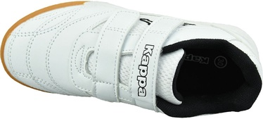 Kappa Kickoff Kids Shoes 260509K-1011 White 32