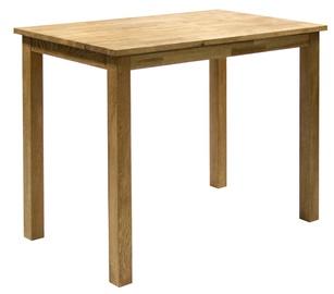 Bāra galds Home4you Laura Oak, 1200x700x950 mm