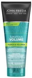 John Frieda Luxurious Strength And Volume Conditioner 250ml