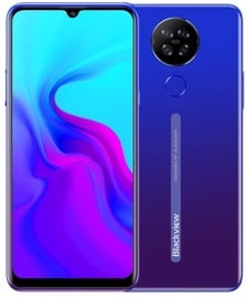 Mobilais telefons Blackview A80 Gradient Blue, 16 GB