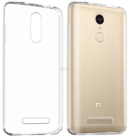 Mocco Ultra Back Case For Xiaomi Mi Note 5A Transparent