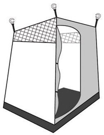High Peak Tramp Inner Tent 14163