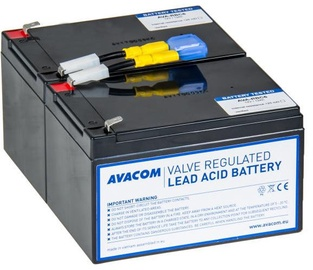 Avacom Battery For UPS Replacement For RBC6