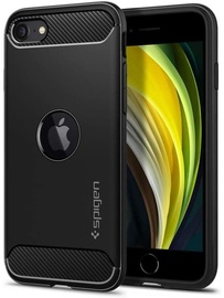 Spigen Rugged Armor Back Case For Apple iPhone 7/8/SE 2020 Black